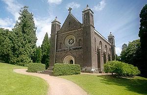 Killerton - Killerton Chapel