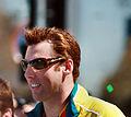 2008 Australian Olympic team Grant Hackett - Sarah Ewart.jpg