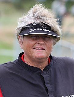 Laura Davies American professional golfer