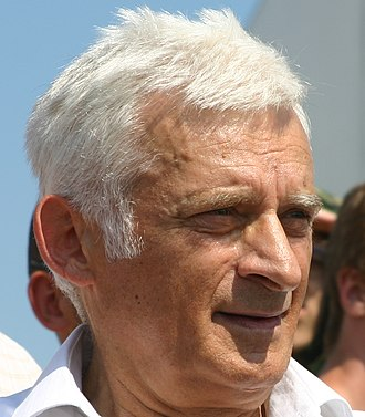 2001 Polish parliamentary election - Image: 2010 07 Jerzy Buzek 1