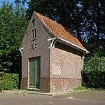 100622 Oude Rijksweg 8 (Transformatorhuisje) Vries Dr NL