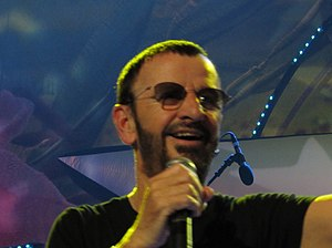 Photograph (Ringo Starr song) - Starr performing with his All-Starr Band in 2011