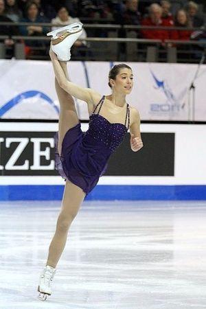 Alissa Czisny - Czisny at the 2011 Grand Prix Final