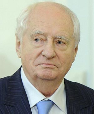Mark Zakharov - Image: 2012 03 03 Марк Захаров