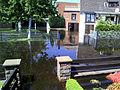 2013-05-28 Schwalbenberg, Celle, Hochwasser in der Straße 2013, gegen 12.12 Uhr.jpg