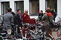 2013-09-18 Besuch 14. Dalai Lama Tendzin Gyatsho IGS List Leibnizschule Hannover (15).JPG