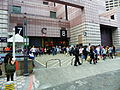 2013TIBE Day4 Hall1 Exit 7 and 8 Front View 20130202.JPG
