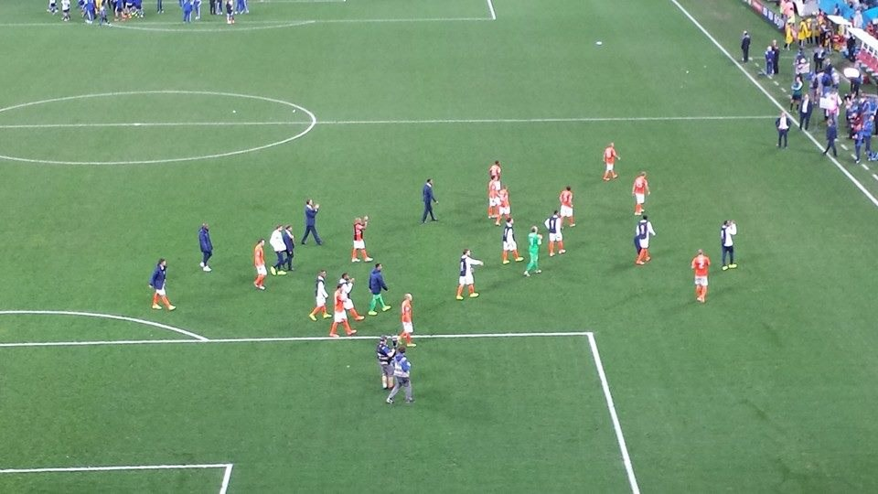 2014 FIFIA World Cup, Semi final, NED-ARG(2)