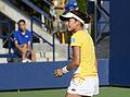 2014 US Open (Tennis) - Qualifying Rounds - Erika Sema (15012271188) (2).jpg