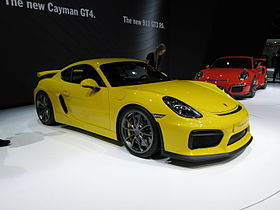 Image illustrative de l'article Porsche Cayman