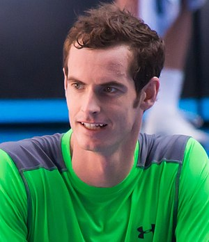 BBC Sports Personality of the Year Award -  Tennis player Andy Murray, the 2013, 2015 and 2016 winner