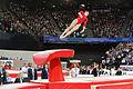 2015 European Artistic Gymnastics Championships - Vault - Ksenia Afanasyeva 08.jpg