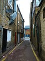 2015 London-Woolwich, Ferry Place 02.jpg