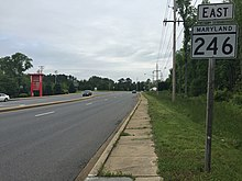 Maryland Route 246 - Wikipedia on map of alexandria va, map of chicago il, map of arlington tx, map of dover de, map of virginia beach va, map of reston va, map of richmond va, map of pittsburgh pa, map of salt lake city ut, map of lexington ky, map of winchester va, map of spring tx, map of roanoke va, map of hopkinsville ky, map of forest acres sc, map of fredericksburg va, map of asheville nc, map of sandusky oh, map of charlottesville va, map of norfolk va,