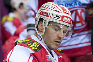 Jean-François Jacques Canadian ice hockey player