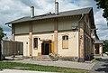 2016 Dworzec kolejowy w Strzelinie, budynek telegrafu.jpg