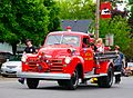 2017 Linn County Lamb & Wool Fair Parade in Scio, Oregon (34550518610).jpg