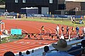 2017 Lone Star Conference Outdoor Track and Field Championships 37 (women's 100m finals).jpg