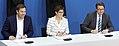 2018-03-12 Unterzeichnung des Koalitionsvertrages der 19. Wahlperiode des Bundestages by Sandro Halank–043.jpg