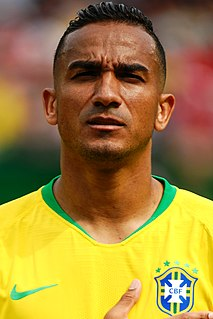 Danilo (footballer, born July 1991) Brazilian footballer