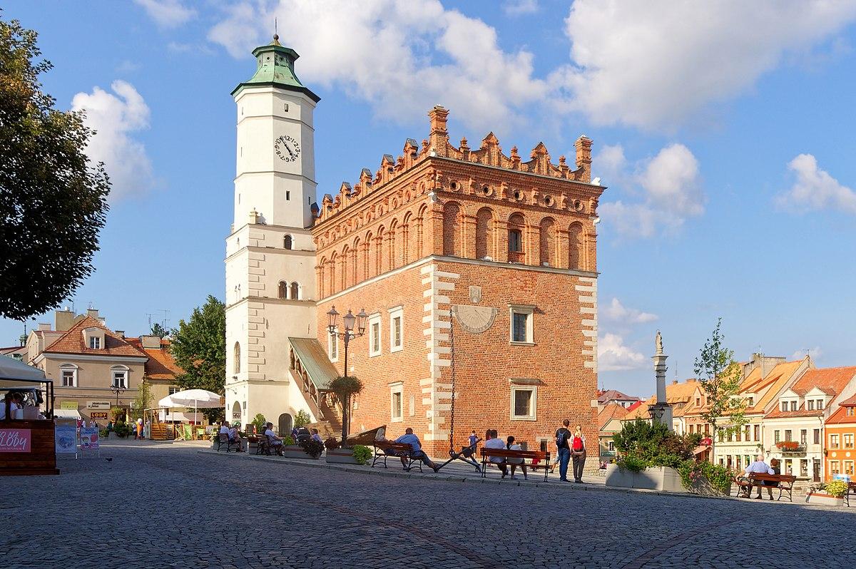 Sandomierz Wikipedia