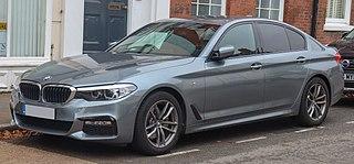 BMW 5 Series Motor vehicle