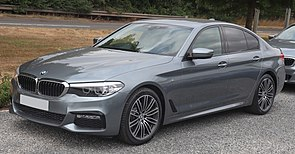 2018 BMW 520d xDrive M Sport Automatic 2.0 Front.jpg