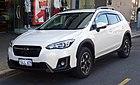 2018 Subaru XV (G5X) 2.0i-L wagon (2018-07-19) 01.jpg