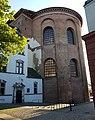 2018 Trier, Konstantin-Basilika, Nordostseite 1.jpg