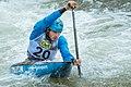 2019 ICF Canoe slalom World Championships 094 - Lukáš Rohan.jpg
