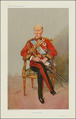Dudley FitzGerald-de Ros, 23rd Baron de Ros - The 23rd Baron de Ros
