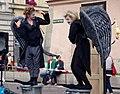 27. Ulica - ALT@RT, Lucia Kašiarová & Vanda Hybnerová - Angel-y - 20140711 8465.jpg