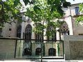 294 Claustre de la Catedral de Vic, des de la rambla del Bisbat.jpg