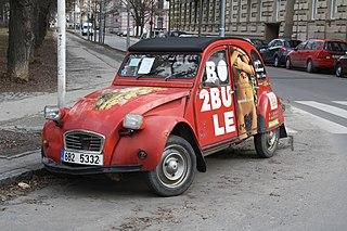 <i>2Bobule</i> 2009 Czech film