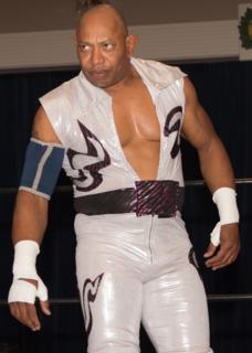 2 Cold Scorpio American professional wrestler