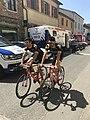 2e étape du Tour de l'Ain 2018 à Saint-Trivier-de-Courtes - 7.JPG