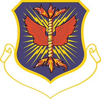 302d Operations Group - Image: 302dairliftwing emblem