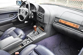 BMW 3 Series (E36) - Interior