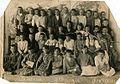 345 Школа №23 колишнього поселення стахановців Ворошиловський, 2-й клас, фото19 травня 1941 р.jpg
