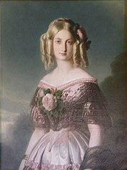 Marie-Caroline-Auguste de Bourbon-Salerne, duchesse d'Aumale