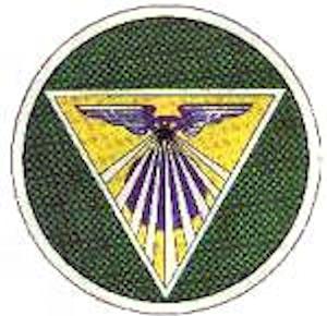 408th Bombardment Squadron - Emblem