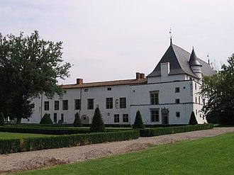 Claude d'Urfé - Bastie-d'Urfé Château