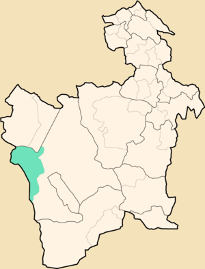 San Pedro de Quemes Municipality