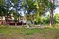"5093. Fountain in the park of Manor ""Olgino"".jpg"