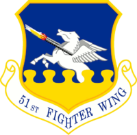 Image illustrative de l'article 51st Fighter Wing