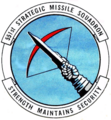 551st Strategic Missile Squadron - SAC - Emblem.png