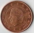 5 cent euro coin Belgium 1st series.jpg