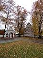 616246 małopolskie gm zabierzów Rudawa kościół ogrodzenie 5.JPG