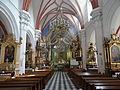 631598 podkarpackie gm Przeworsk Przeworsk kościelna k. św Ducha 20.JPG