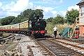 6412 64XX Panier tank Totnes Riverside South Devon Railway 31-07-18 (30144584588).jpg